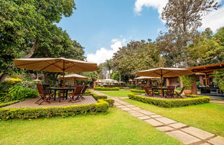 Elewana Arusha Coffee Lodge